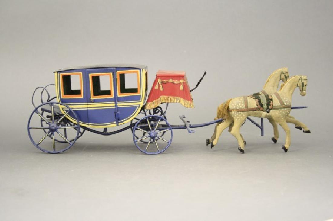 Buchner Stagecoach - 2