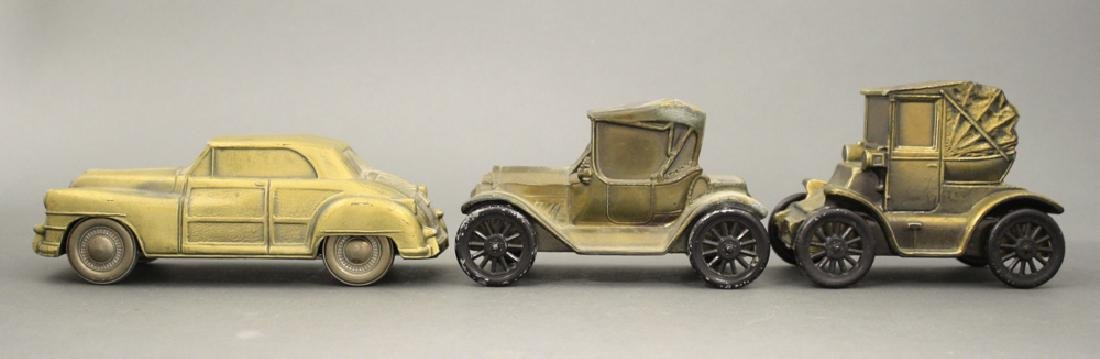 Lot: Three Cars