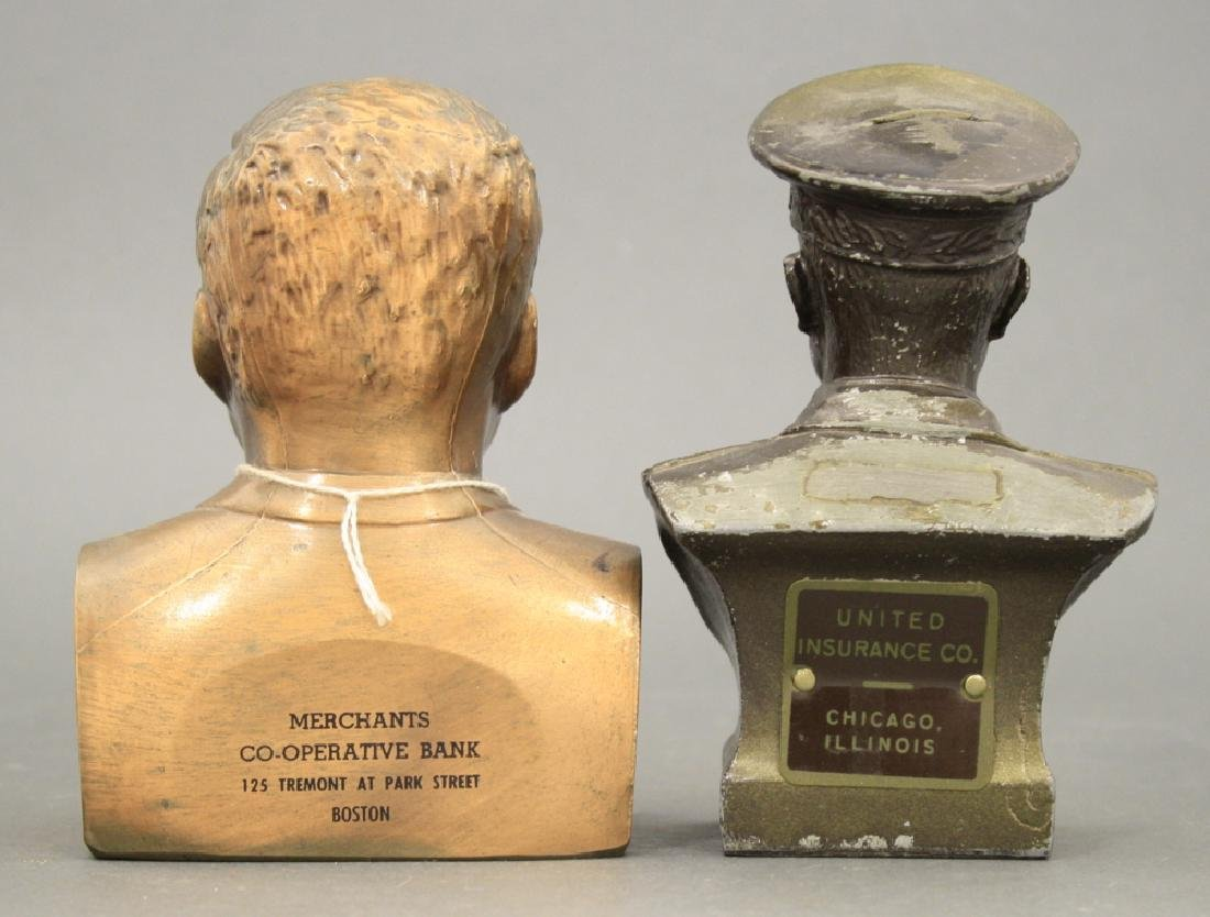 Lot: Two Bust Banks - 2