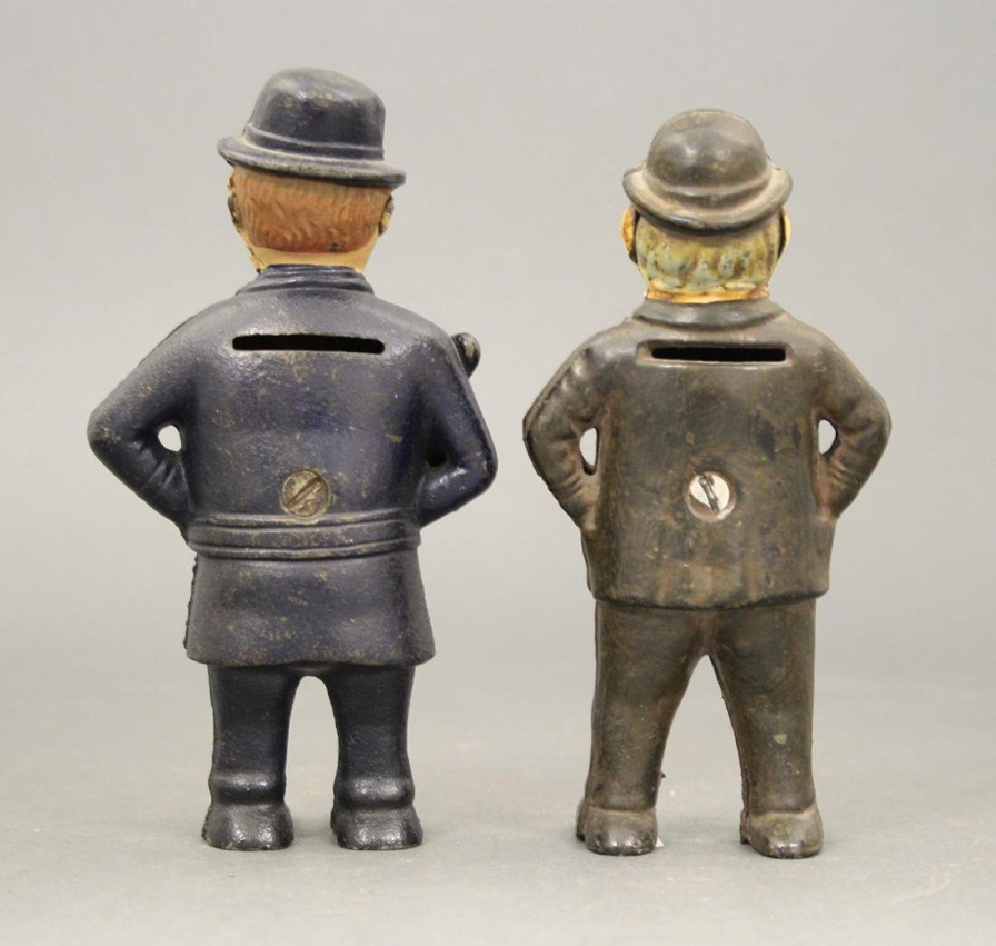 Lot: Two Figural Banks - 2