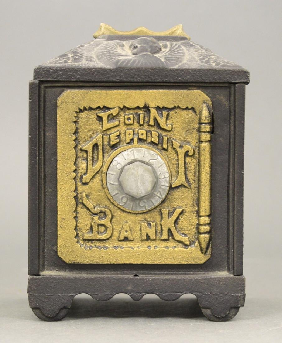 Coin Deposit Safe Bank