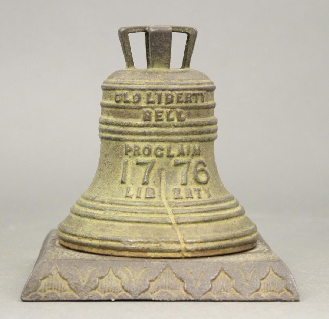 Liberty Bell on Base