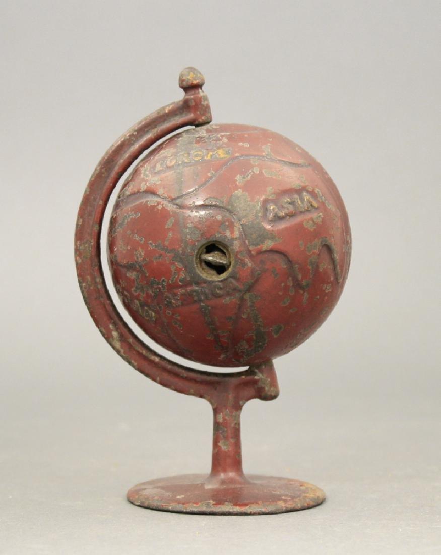 Globe on Arc - 2