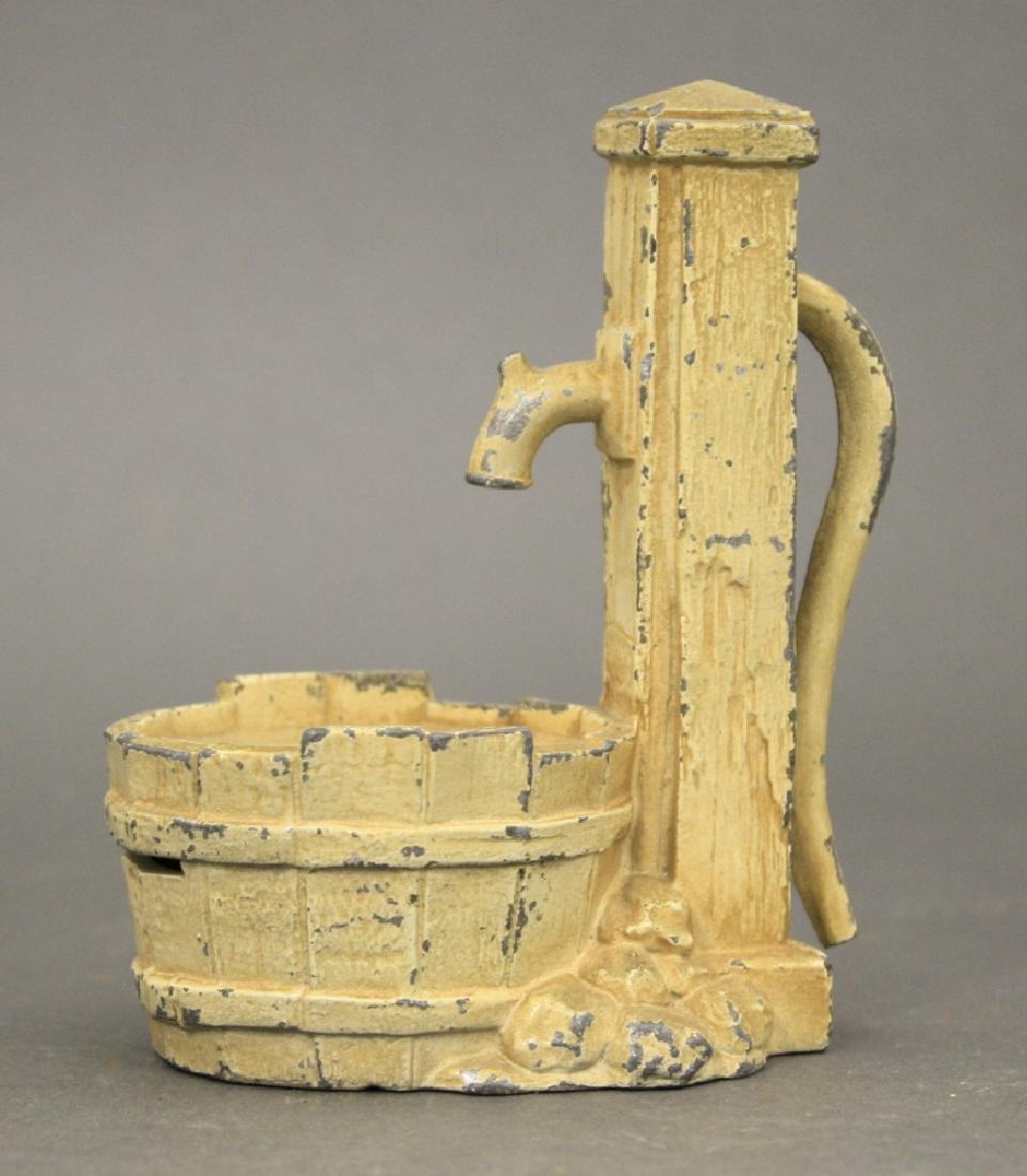 Pump and Bucket
