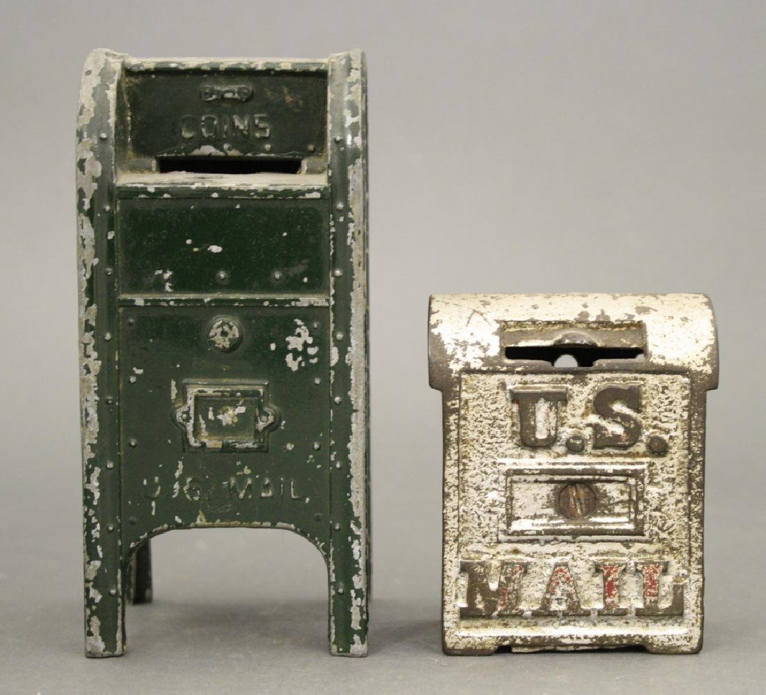 Lot: Two Mail Boxes