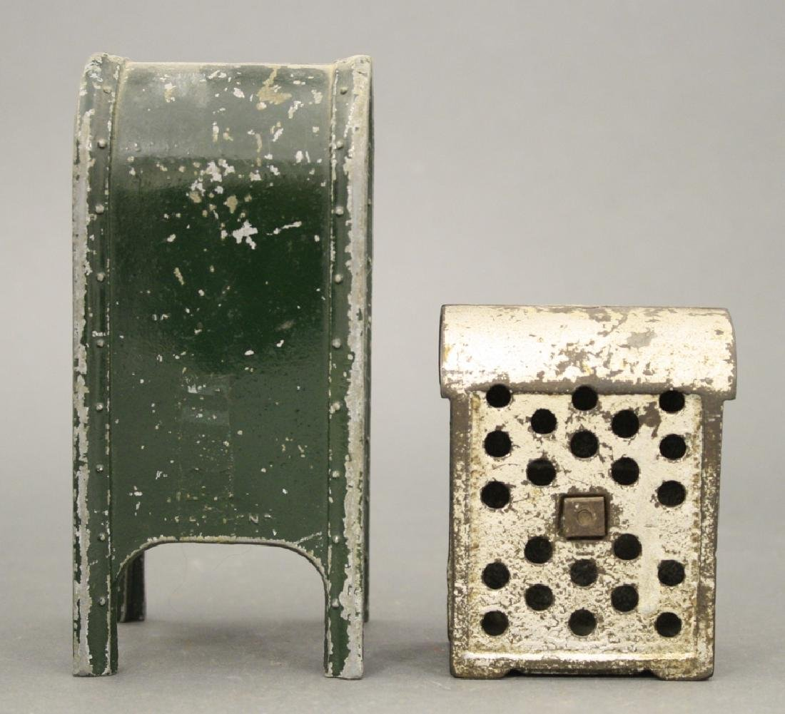 Lot: Two Mail Boxes - 2