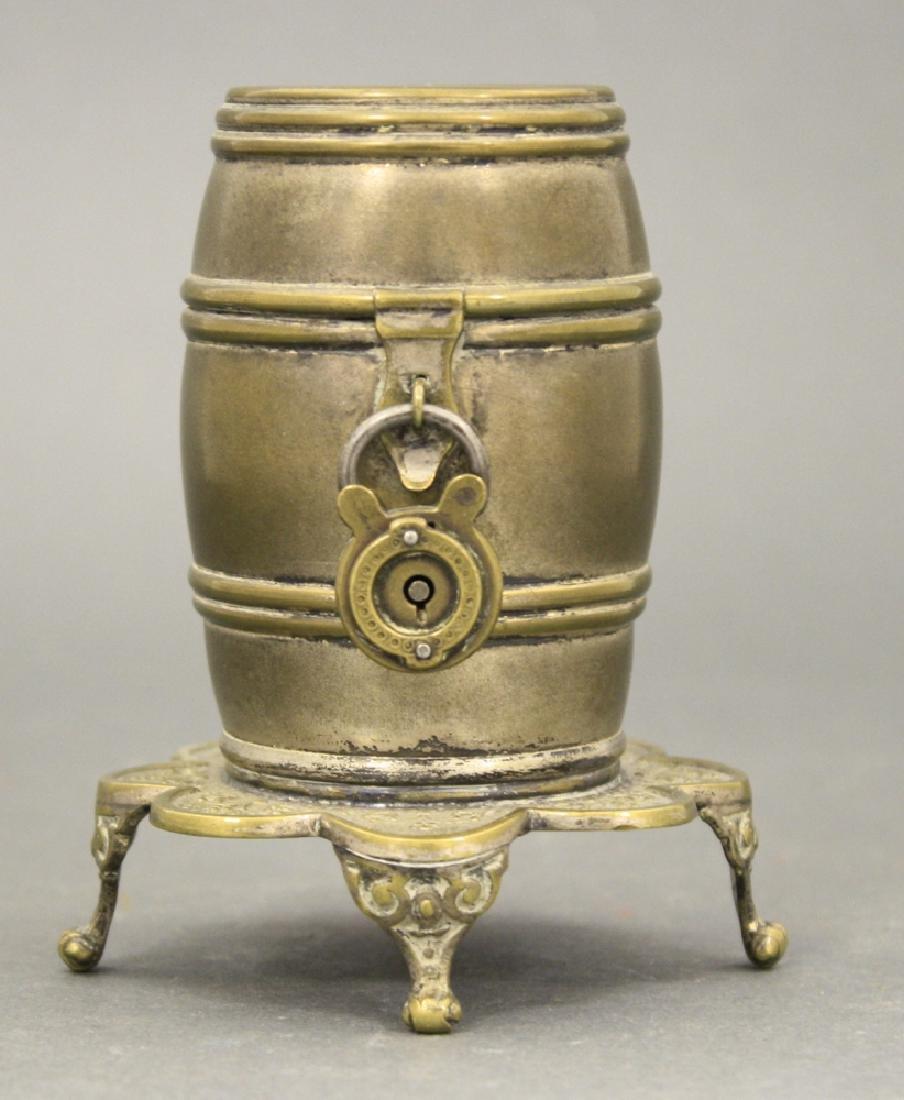 Barrel on Base