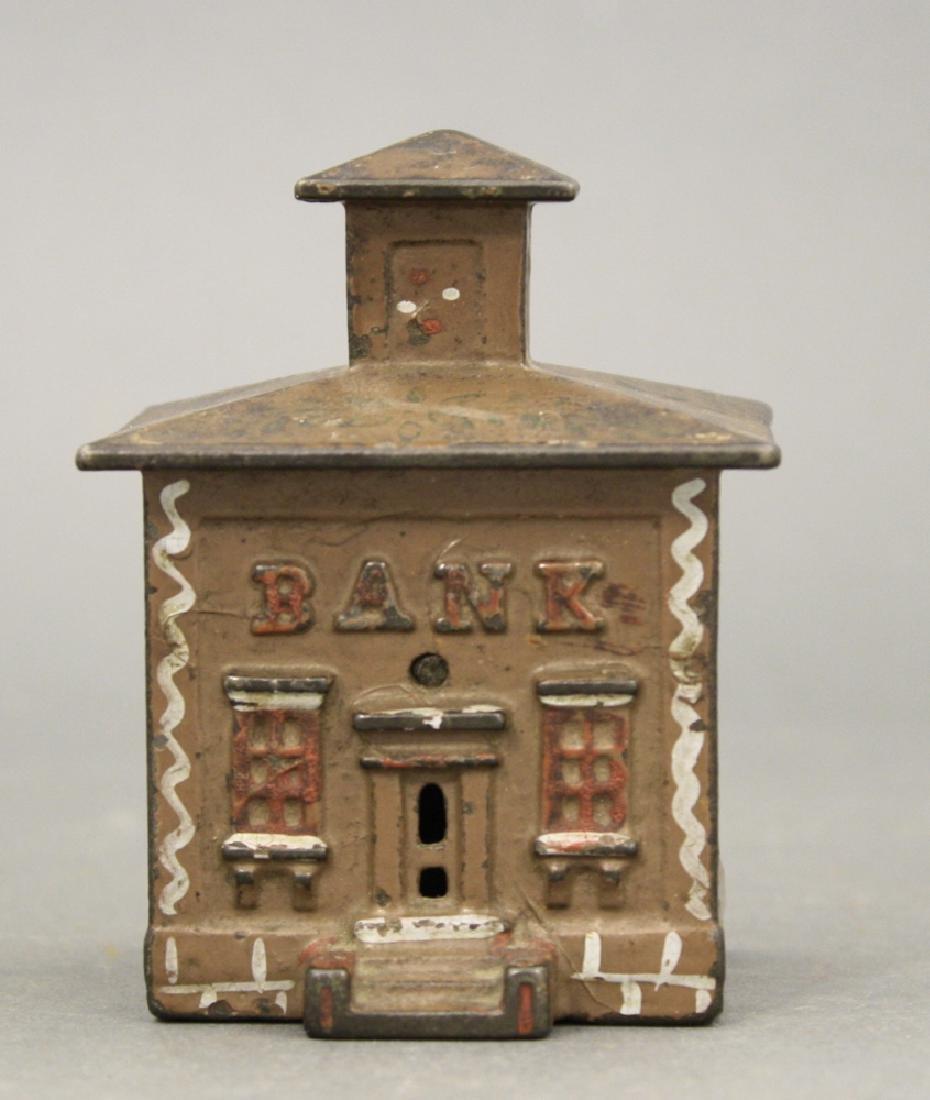 Cupola Bank, Small