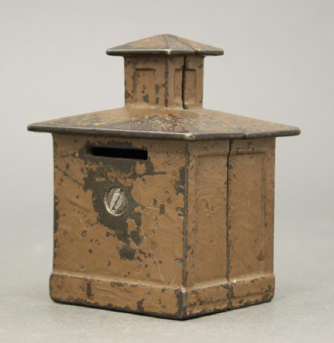 Cupola Bank, Small - 2
