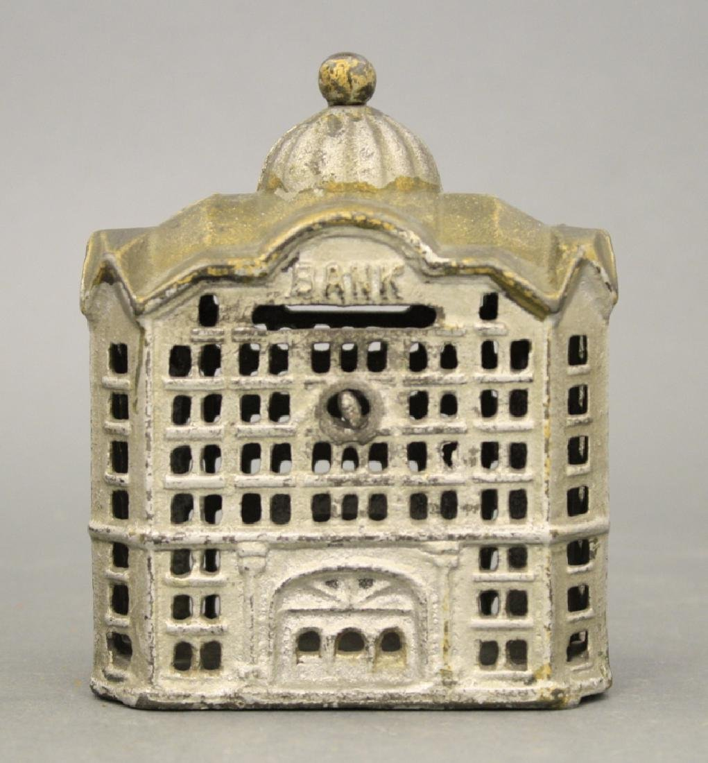 Domed Bank, Large - 2