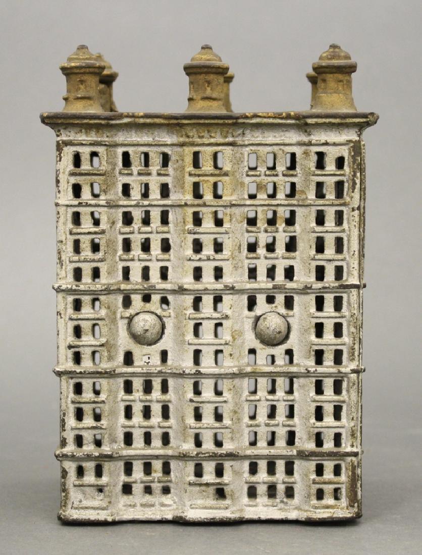 Skyscraper, Six Turrets
