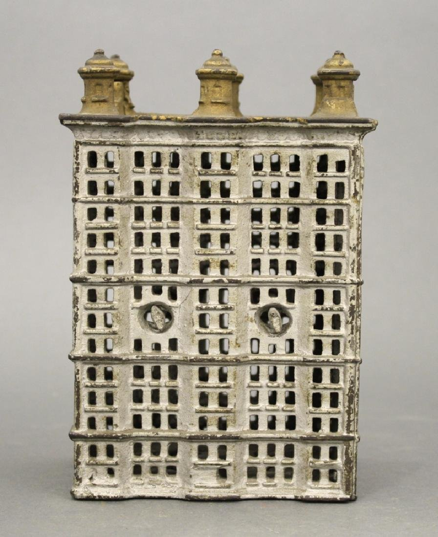 Skyscraper, Six Turrets - 2