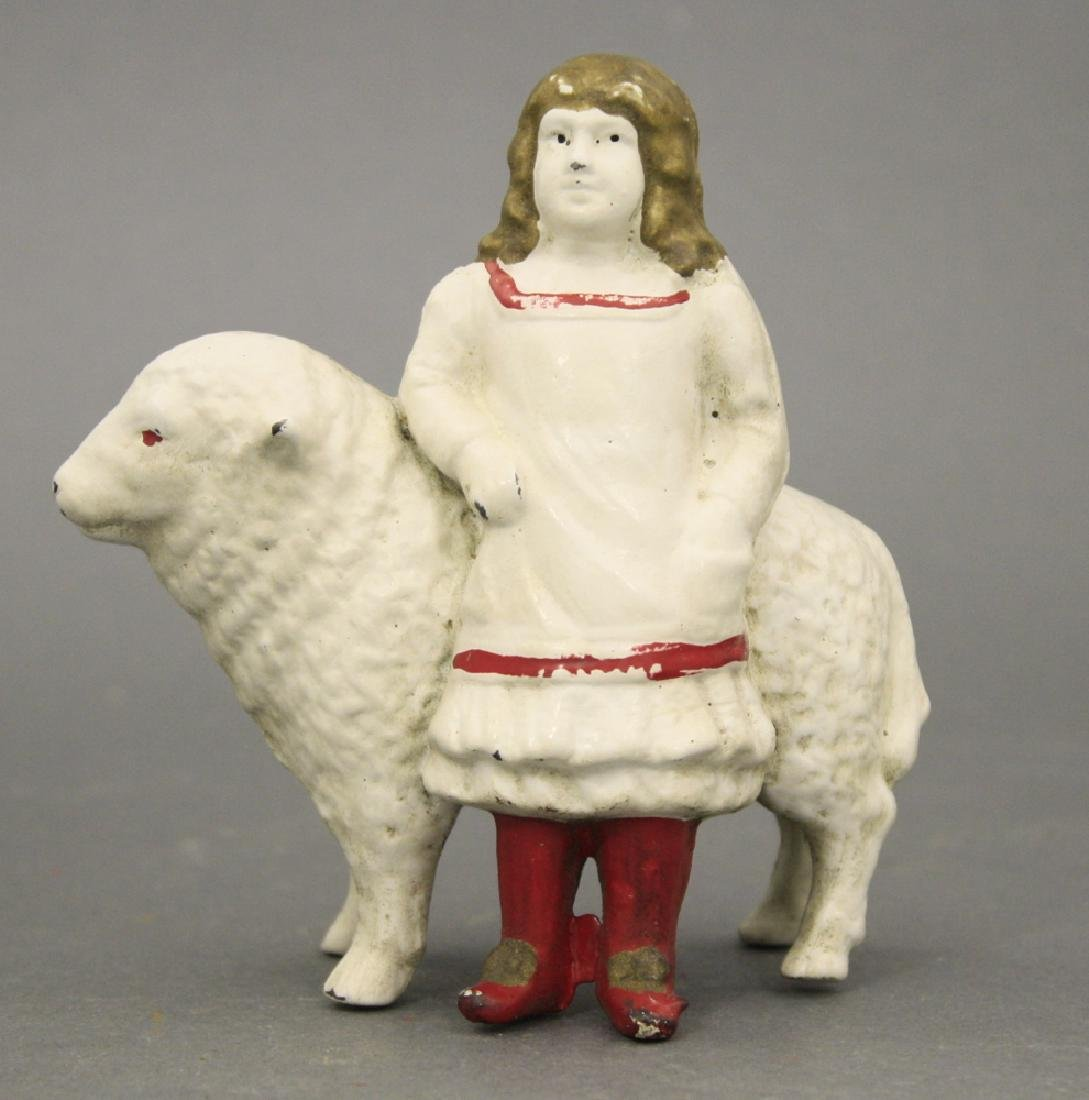 Mary and Her Little Lamb Bank