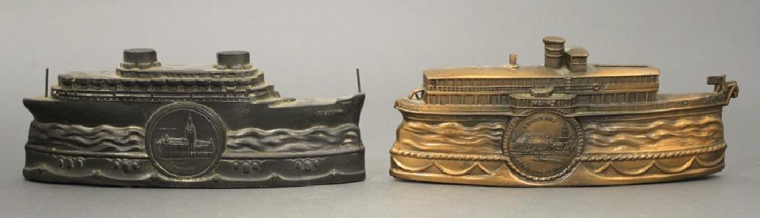 Lot: Two Souvenir Banks - 2