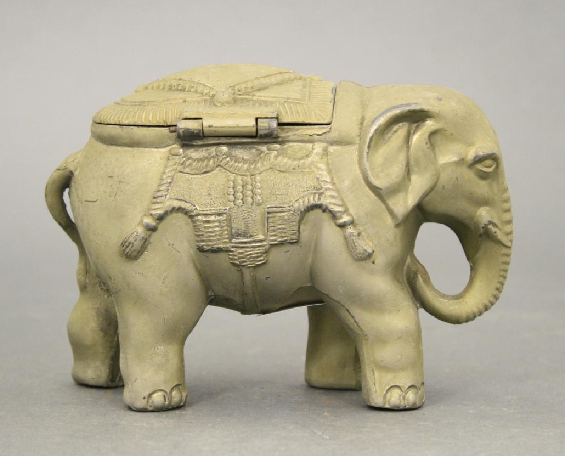 Elephant with Howdah - 2