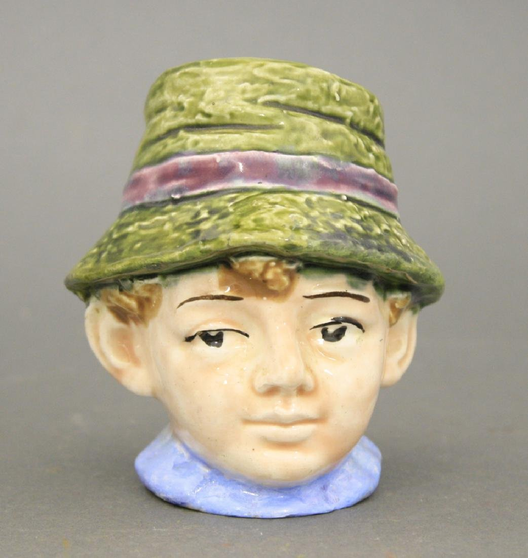 Boy with Green Hat
