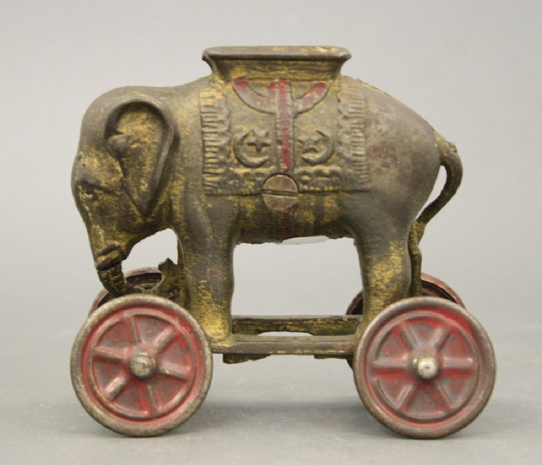Elephant on Wheels - 2