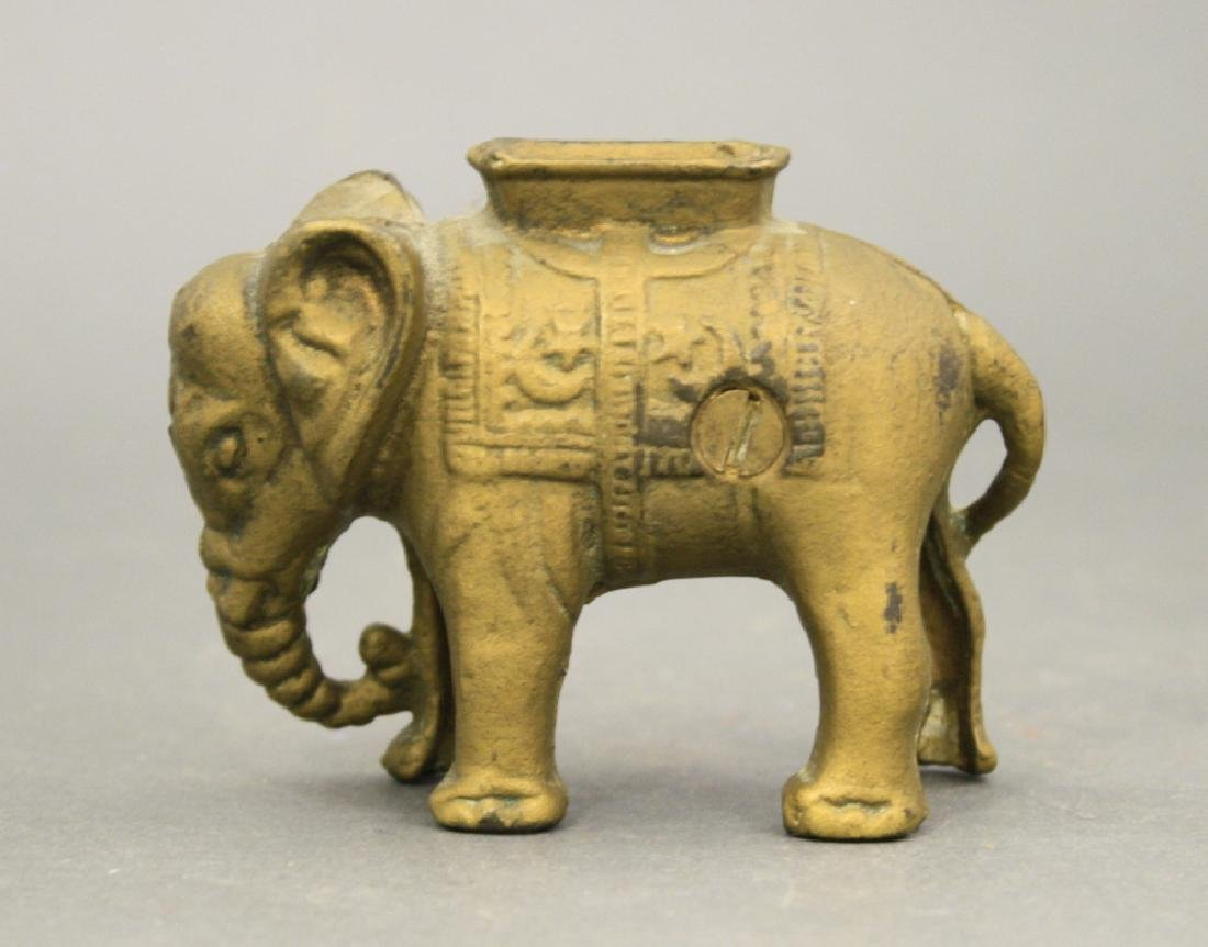 Elephant with Howdah - 2