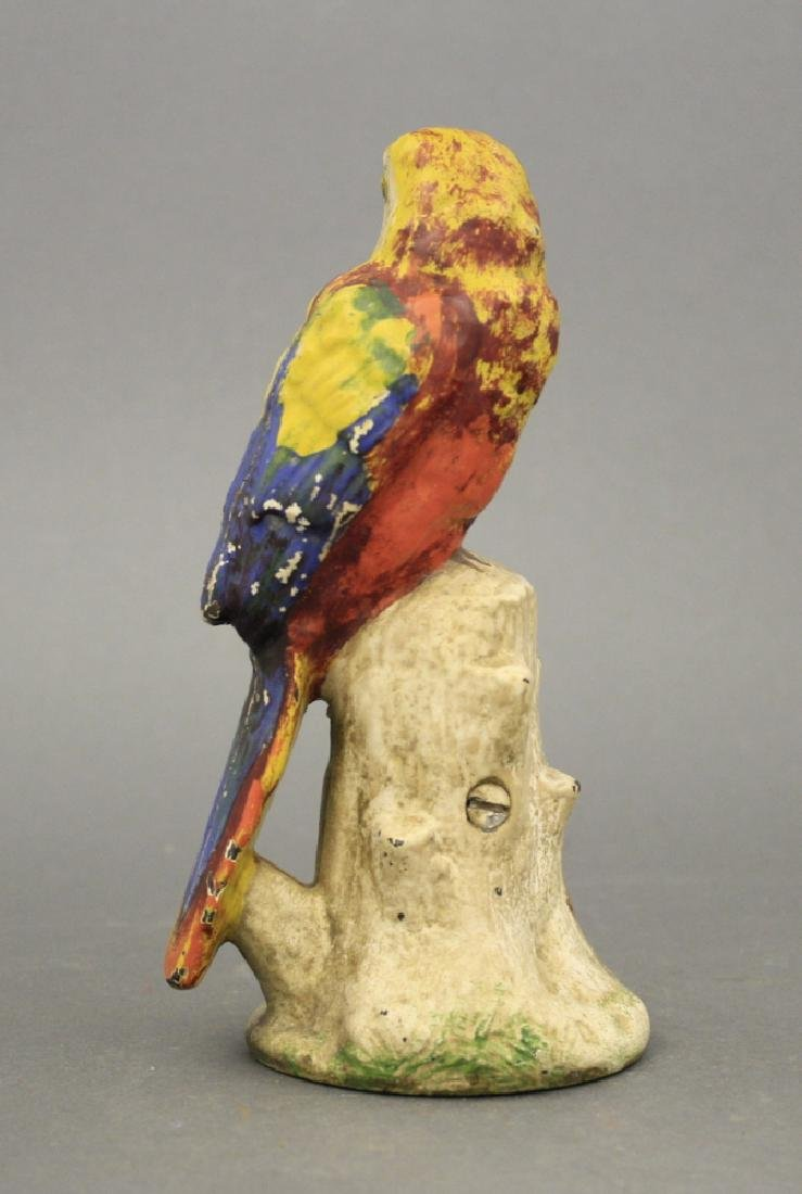Parrot on Perch - 2