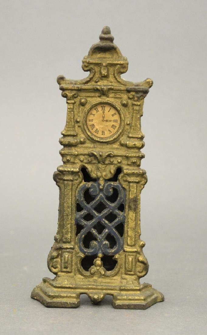Ornate Hall Clock