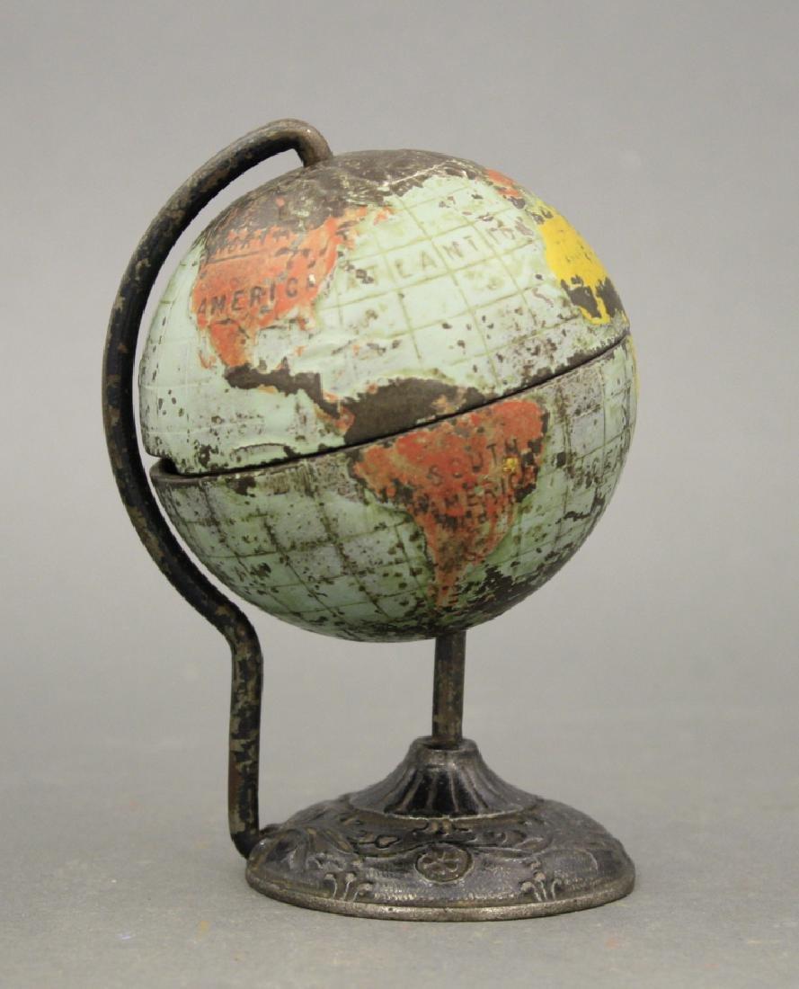 Globe on Wire Arc