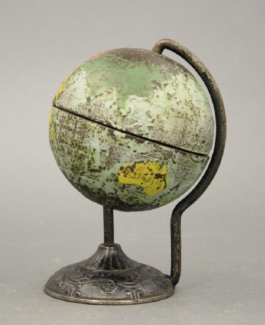 Globe on Wire Arc - 2