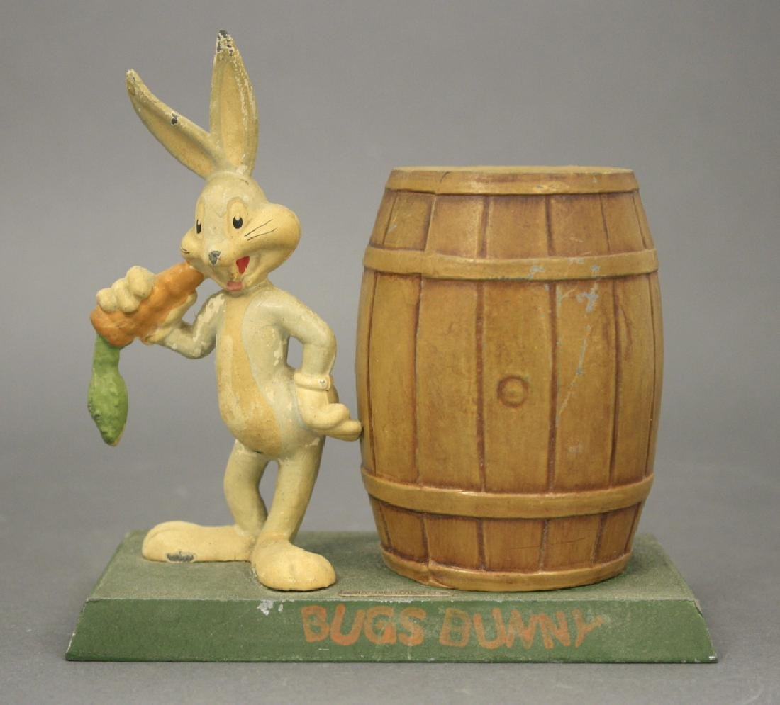 Bugs Bunny at Barrel
