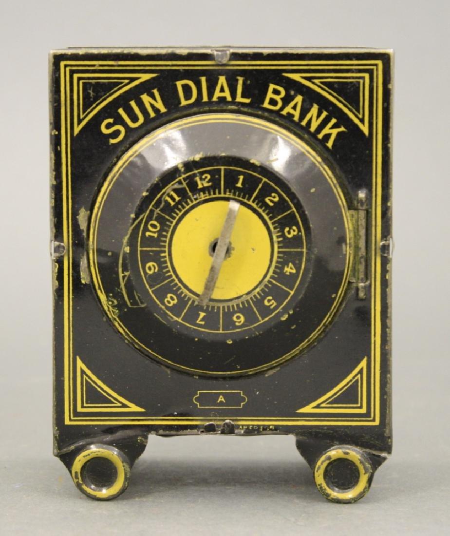 Sun Dial Safe