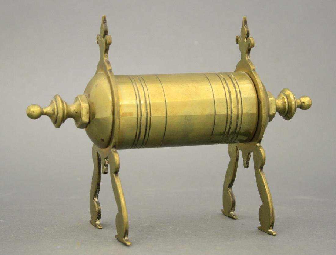 Ornate Brass Bank