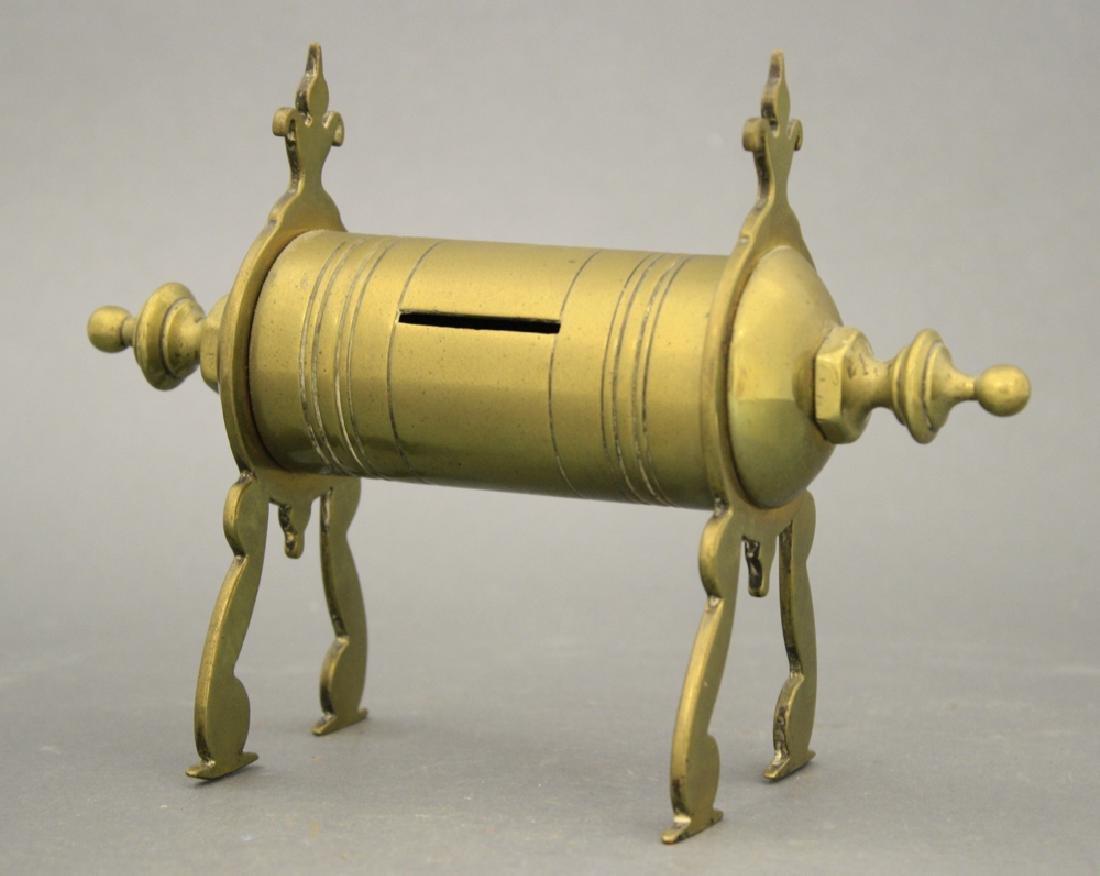 Ornate Brass Bank - 2
