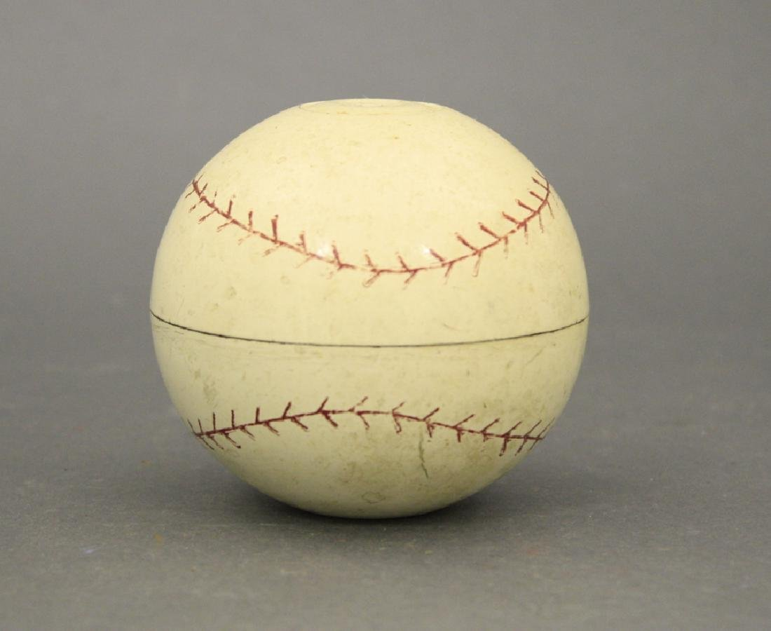 Safe at First Baseball