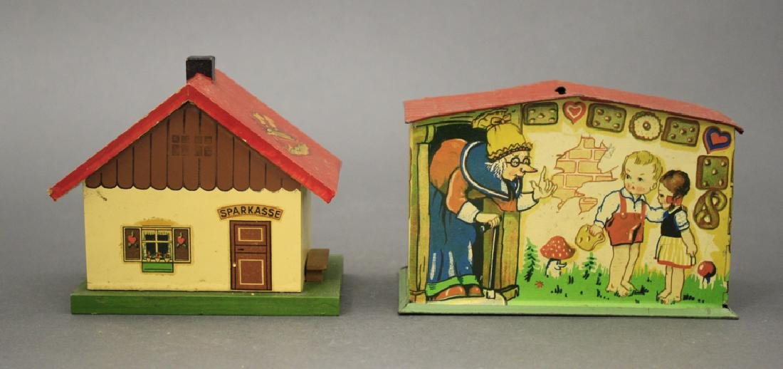 Lot: Sparkasse and Fairy Tale Cottage