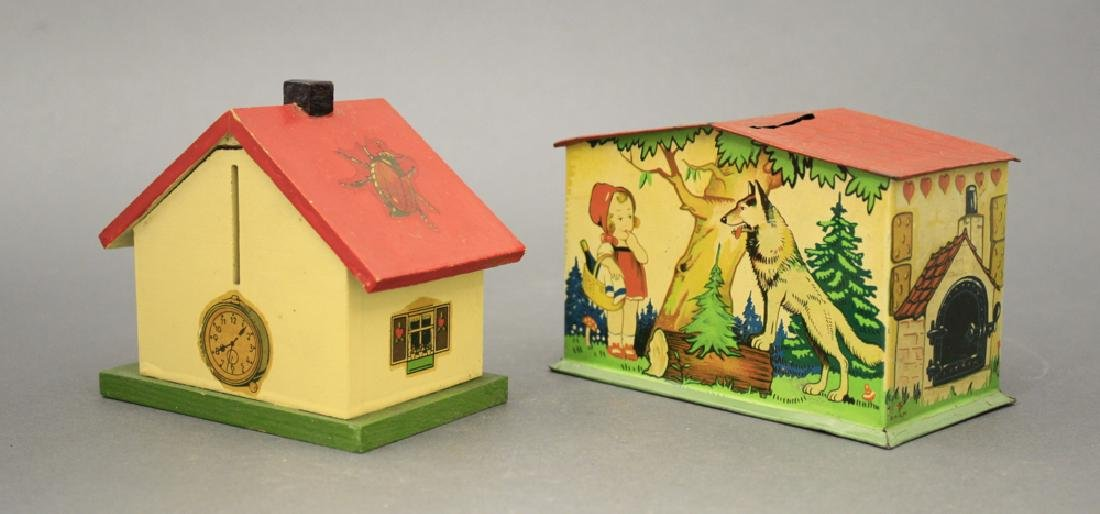 Lot: Sparkasse and Fairy Tale Cottage - 2