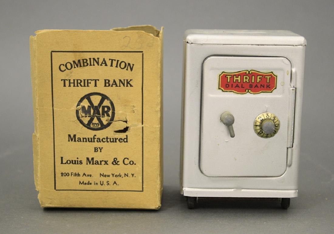 Combination Thrift Bank