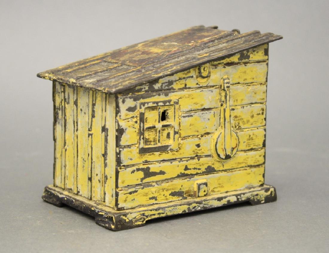 Cabin Bank, Yellow - 2