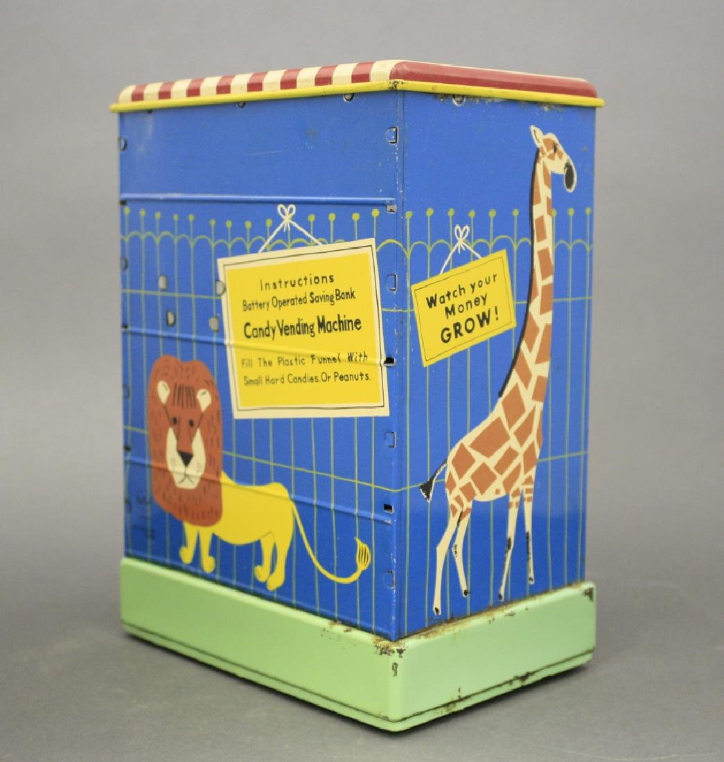 Candy Vending, Zoo Bank - 2