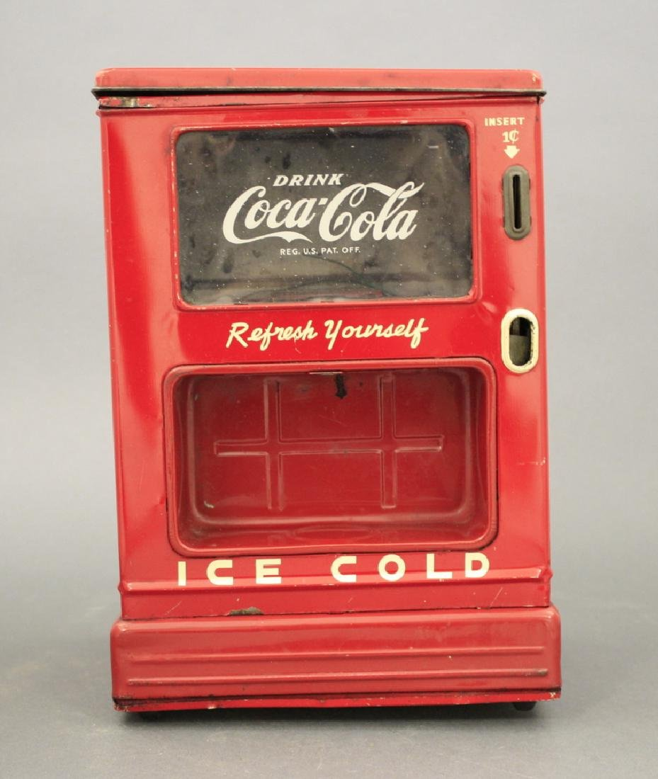 Coca-Cola Bank, Battery Operated