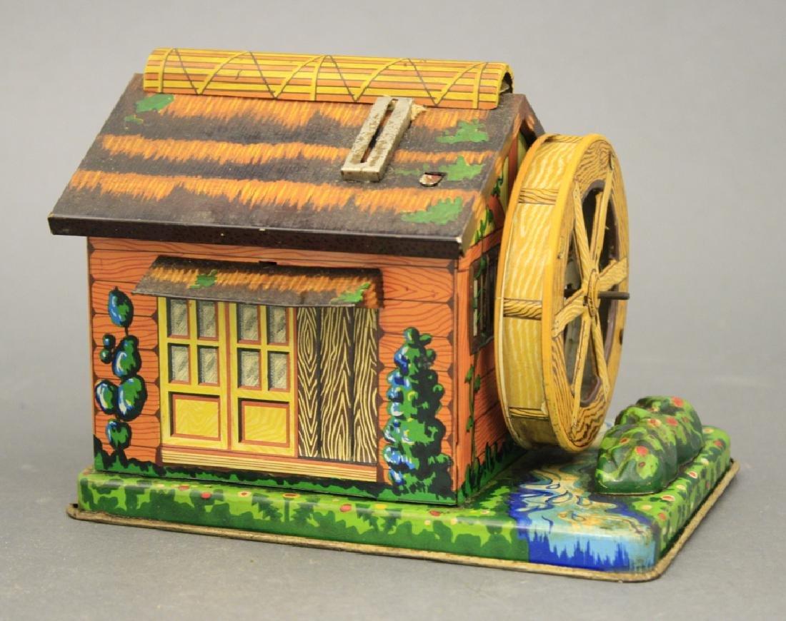 Water Wheel Cottage Bank