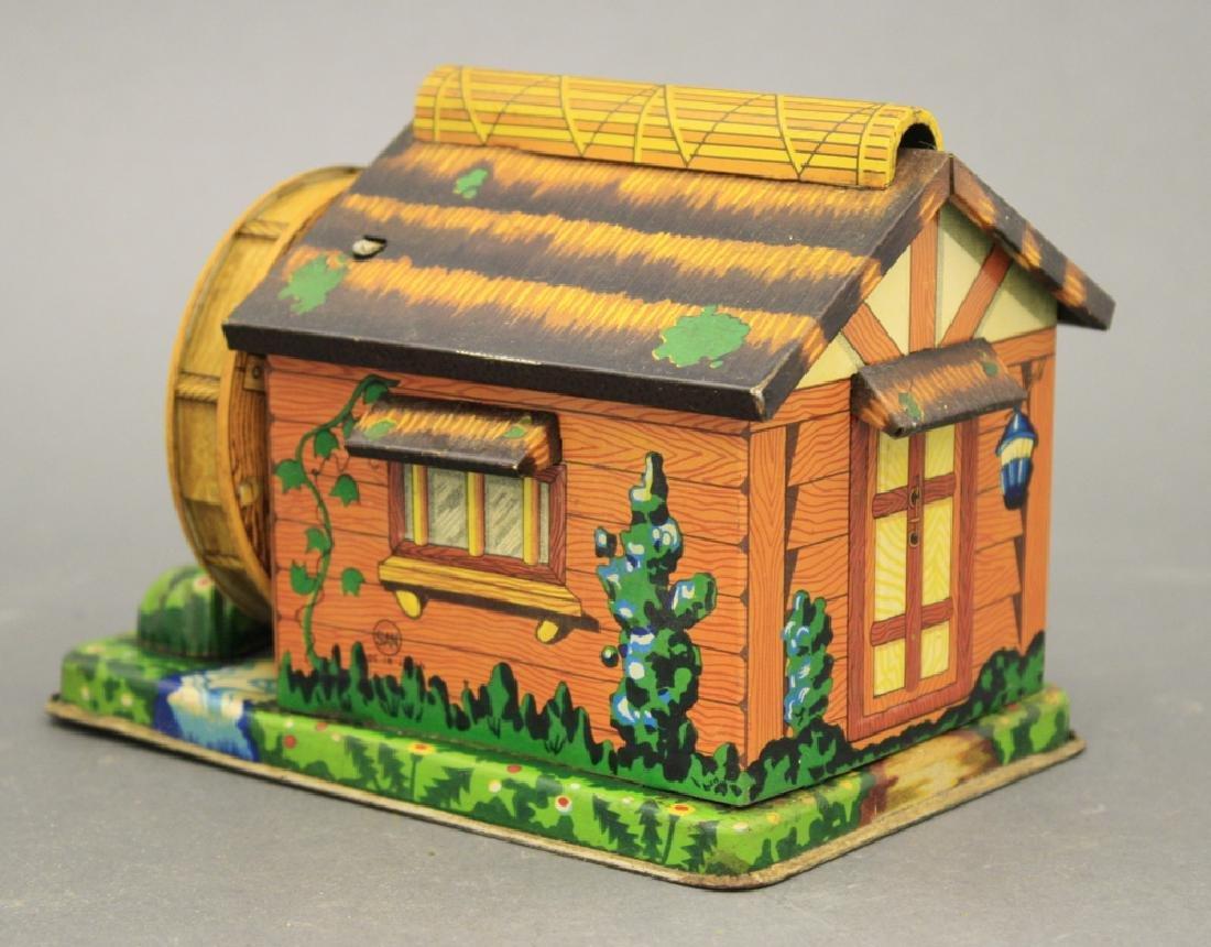 Water Wheel Cottage Bank - 2