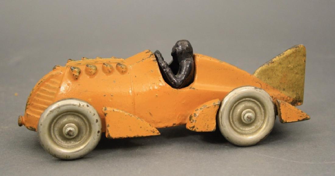 Tail Fin Race Car