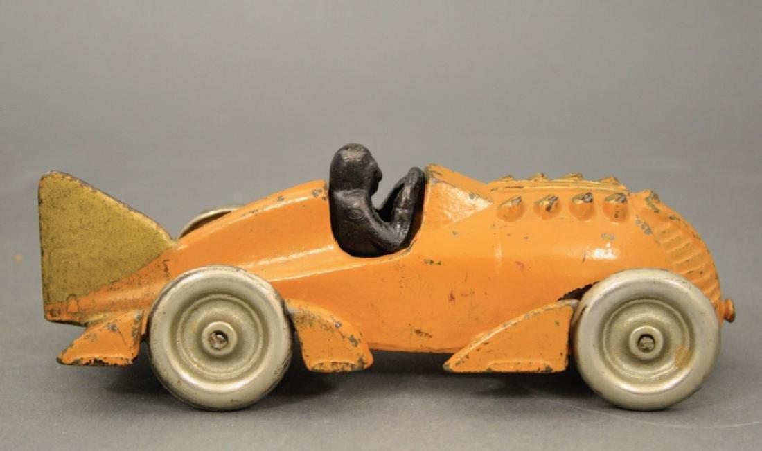Tail Fin Race Car - 2