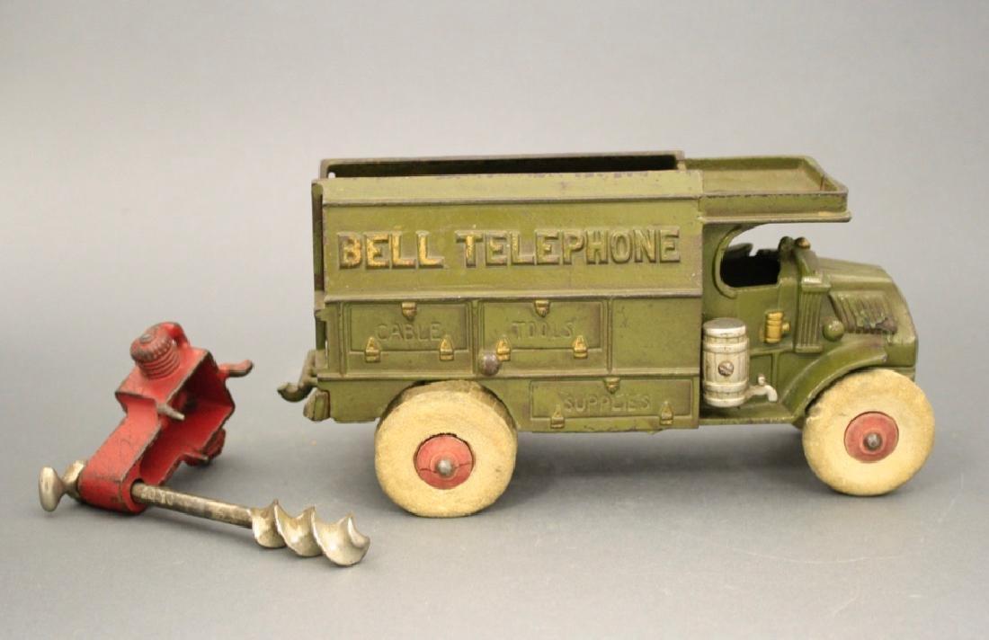 Bell Telephone Truck