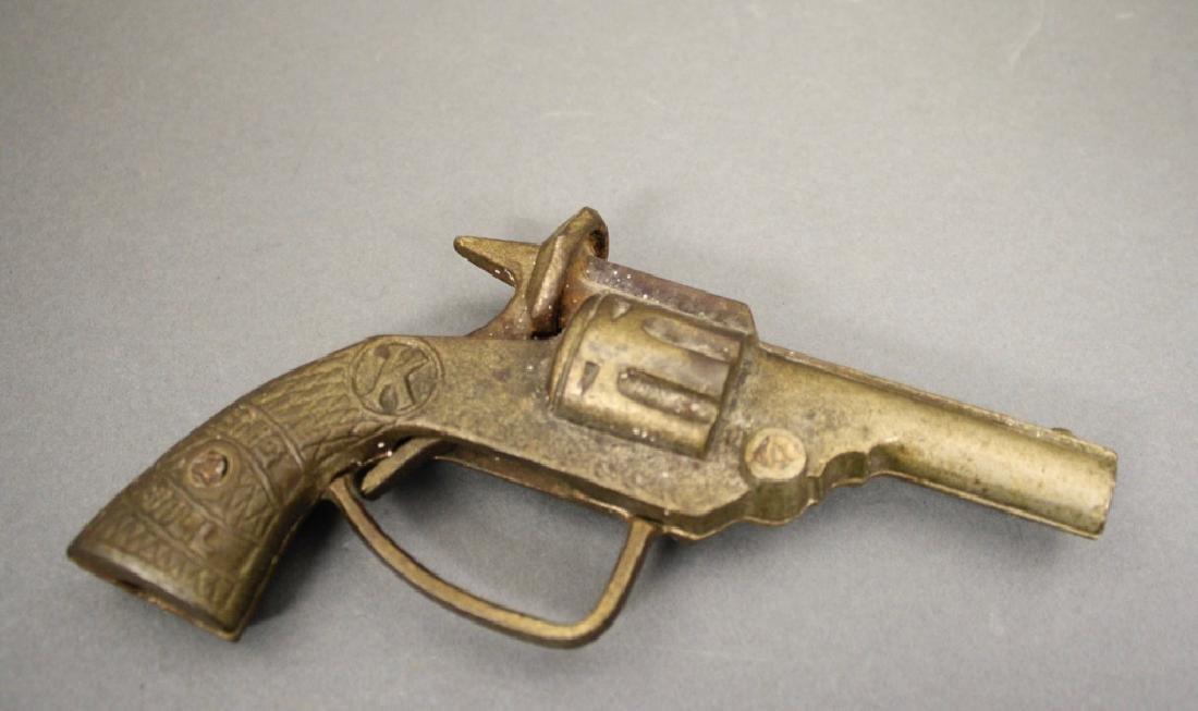 """""""Big Bill"""" Cap Gun - 2"""