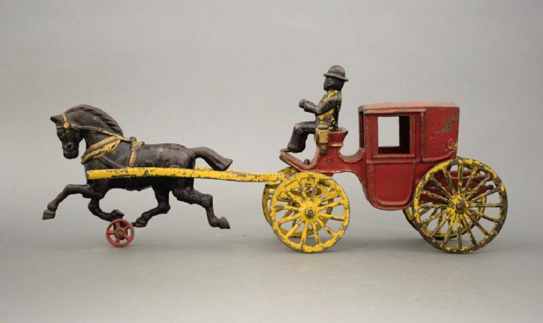 Single Horse Landau - 2