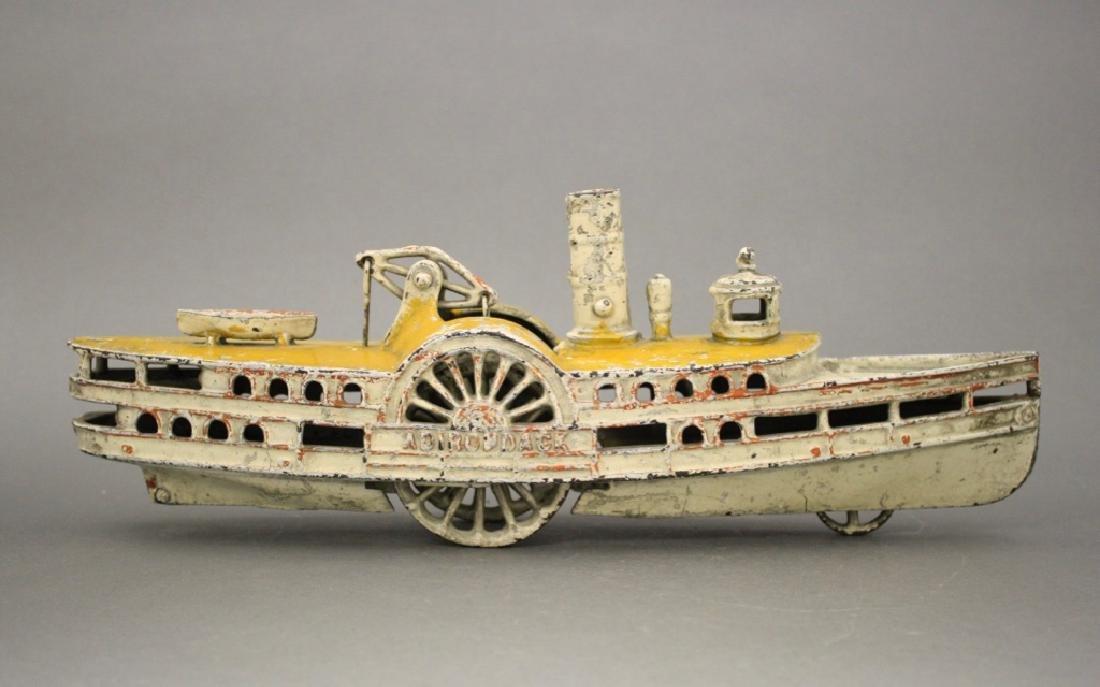 """""""Adirondack"""" Paddlewheel Boat"""