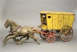 """Hygeia"" Ice Wagon"