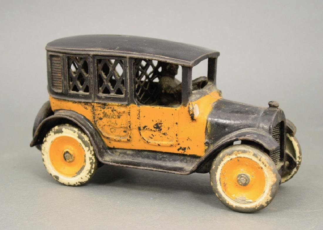 Yellow Cab Bank - 2