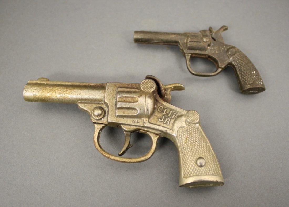 Lot: Two Cap Guns