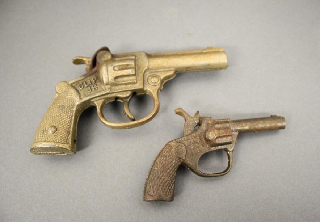 Lot: Two Cap Guns - 2