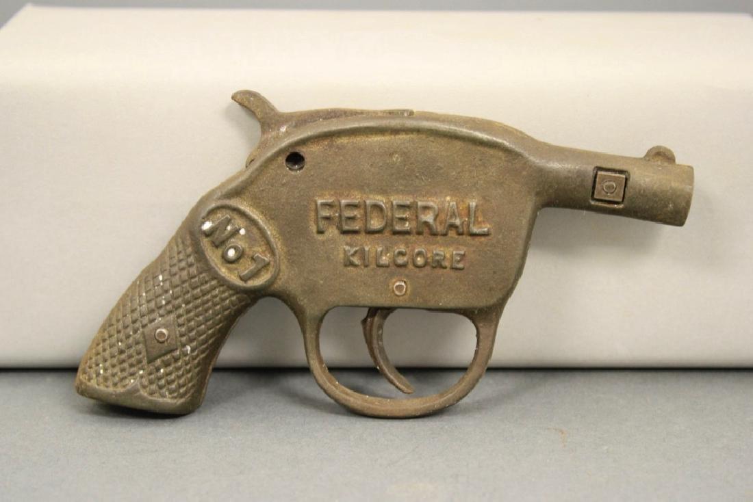 """""""Federal"""" Cap Gun"""